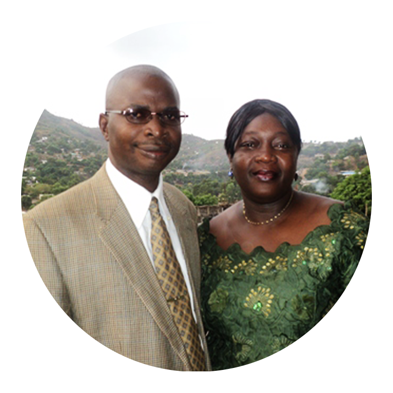 Henry & Alma Fornah - Church Planting Ministry - Sierra Leone