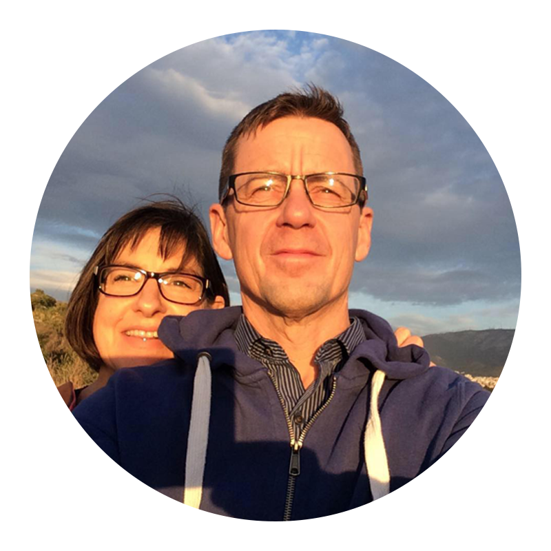 Brad & Jamie Newport - Unreached People Groups Ministry - Athens, Greece