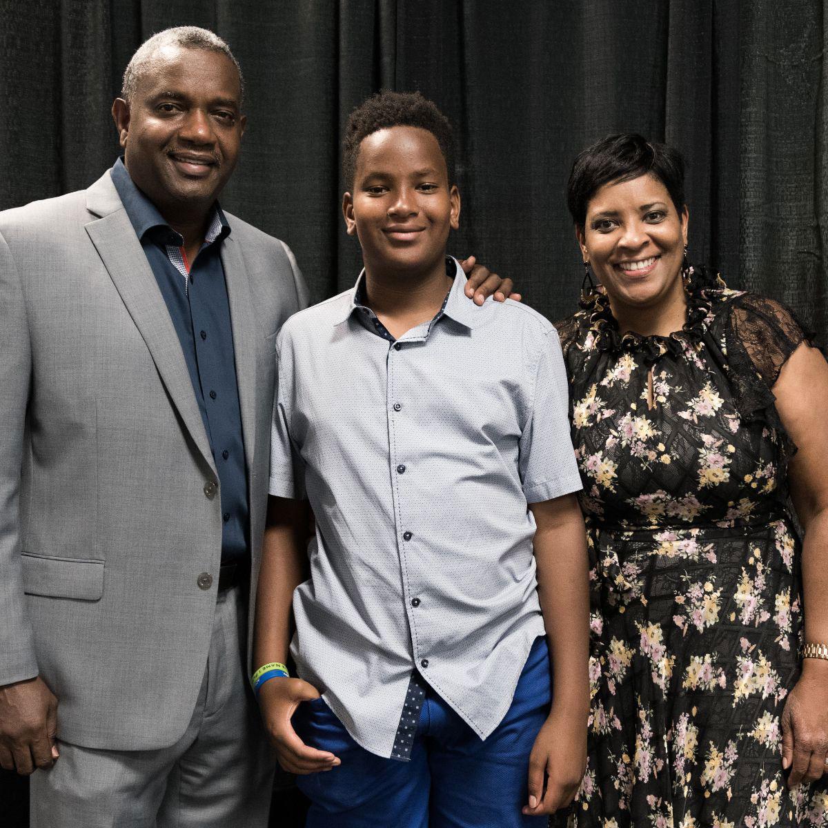 Pastor Ricky Garner and family - Bethel Hope Church, Tyler, TX