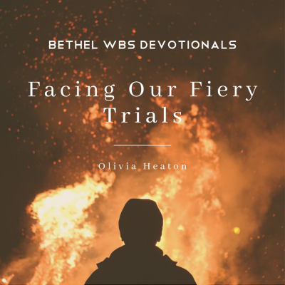 Facing Our Fiery Trials WBS Devotional